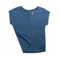 ON Tricou alergare dama Denim
