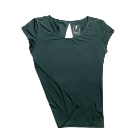 ON Tricou alergare Active-T Breathe ivy
