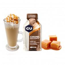 GU Gel, Caramel Macchiato