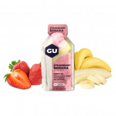 GU Gel, Strawberry & Banana