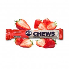 GU Energy Chews, Strawberry