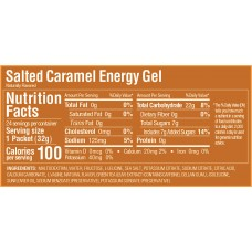GU Gel, Salted Caramel