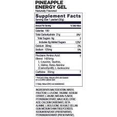 GU Roctane Energy Gel, Pineapple