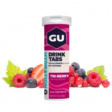 GU Hydration Drink Tabs, Triberry