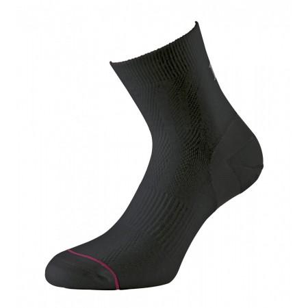 1000 Mile Ultimate Tactel® Anklet Sock Dama - Black