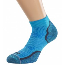 1000 Mile Breeze Lite Running Sock Barbati - Marine