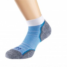 1000 Mile Breeze Running Sock Dama - Blue
