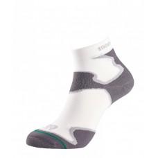 1000 Mile Fusion Anklet Sock Dama - White