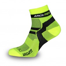 ARCh MAX - Sosete Archfit Ungravity 9g Short Cut - Yellow