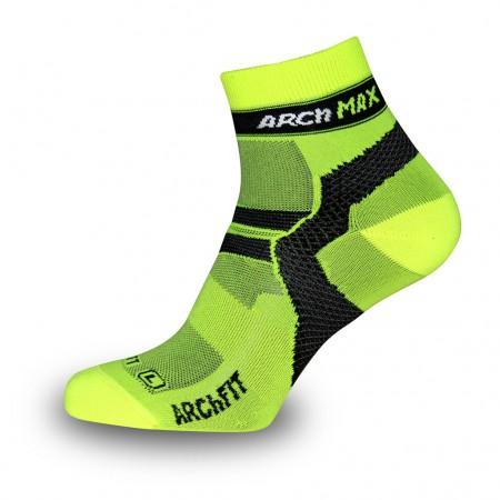 ARCh MAX - Sosete Archfit Ungravity 9g Short Cut - Yellow