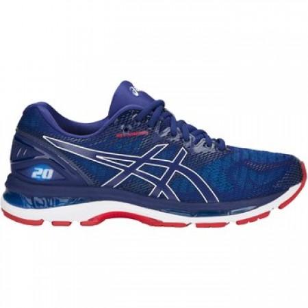 ASICS GEL-NIMBUS 20 (2E) BLUE PRINT/RACE BLUE AW'18