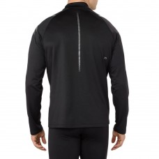 ASICS Barbati ICON WINTER LS 1/2 ZIP TOP  BLACK