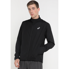 ASICS Barbati SILVER JACKET PERFORMANCE BLACK