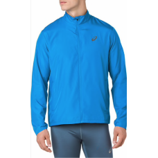 ASICS Barbati SILVER JACKET RACE Blue