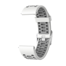 COROS PACE 2/APEX 42mm Silicone Band - White