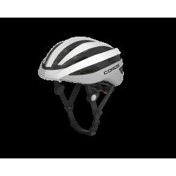 COROS SafeSound Smart Cycling Helmet - Road White