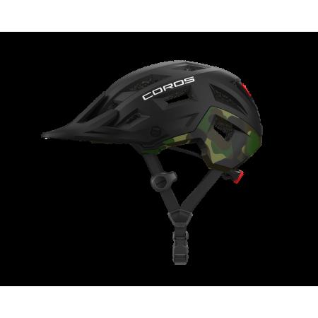 COROS SafeSound Smart Cycling Helmet - Road Black