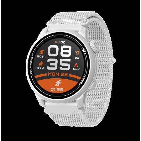 COROS PACE 2 Premium GPS Sport Watch White w/ Nylon Band - !!! PRE-COMANDA !!!