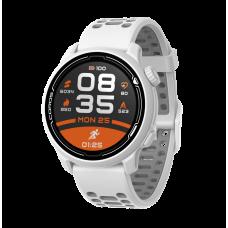 COROS PACE 2 Premium GPS Sport Watch White w/ Silicone Band
