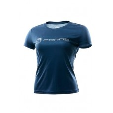 COROS Technical T-Shirt Dama - Navy