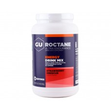 GU Roctane Energy Drink Mix - Strawberry Hibiscus 24 portii
