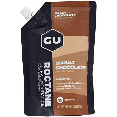 GU Roctane Energy Gel Sea Salt Chocolate - 15 portii