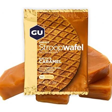 GU Energy Stroopwafel, Salty's Caramel