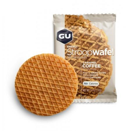GU Energy Stroopwafel, Caramel Coffee