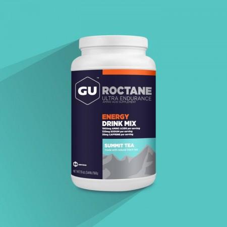 GU Roctane Energy Drink Mix - Summit Tea 12 portii