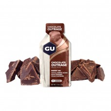 GU Gel, Chocolate Outrage