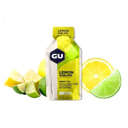 GU Gel, Lemon Sublime