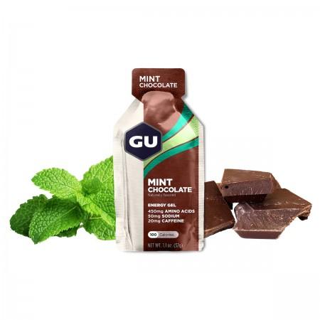 GU Gel, Mint Chocolate