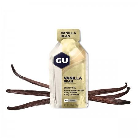 GU Gel, Vanilla Bean