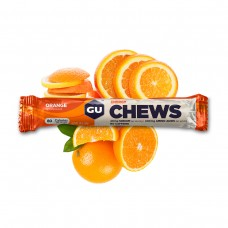 GU Energy Chews, Orange
