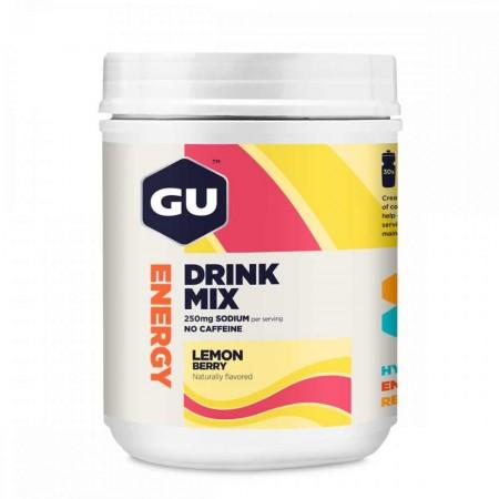 GU Energy Drink, Lemon Berry (30 servings)