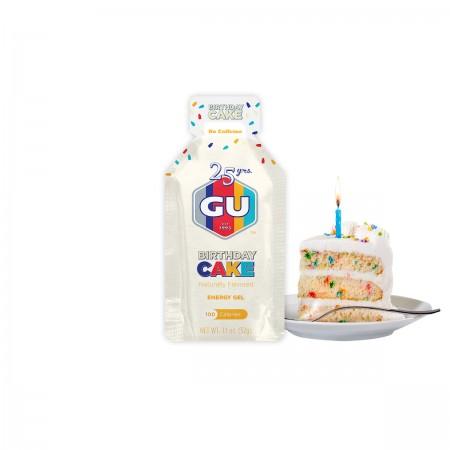 GU Gel, Birthday Cake