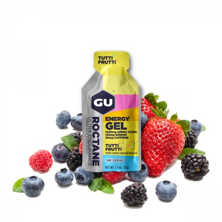 GU Roctane Energy Gel, Tutti Frutti