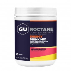 GU Roctane Energy Drink Mix - Lemon Berry 12 portii