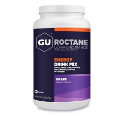 GU Roctane Energy Drink Mix - Grape 24 portii