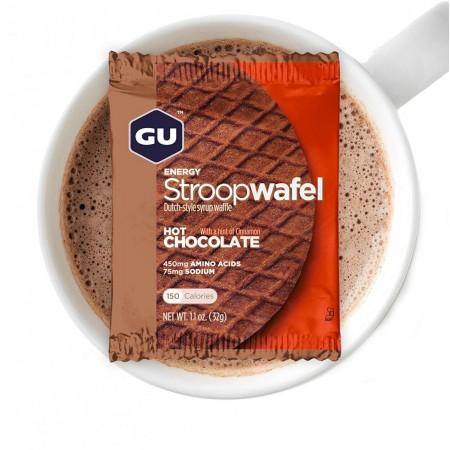 GU Energy Stroopwafel, Hot Chocolate
