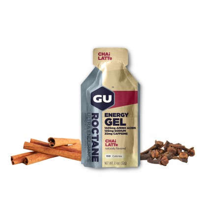 GU Roctane Energy Gel, Chai Latte