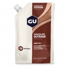 GU Gel, Chocolate Outrage - 15 portii