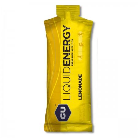GU Gel, Liquid Energy Lemonade