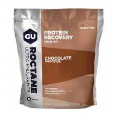 GU Roctane Protein Recovery Drink Chocolate Smoothie