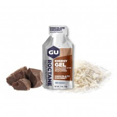 GU Roctane Energy Gel, Chocolate Coconut