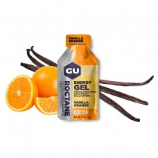 GU Roctane Energy Gel, Vanilla & Orange