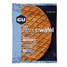 GU Energy Stroopwafel, Wild Berry (Gluten Free)