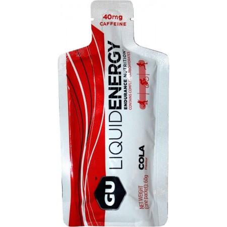 GU Gel, Liquid Energy Cola