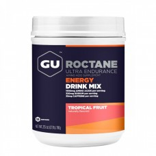 GU Roctane Energy Drink Mix - Tropical Fruit 12 portii