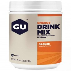 GU Energy Drink Mix, Orange (30 servings)